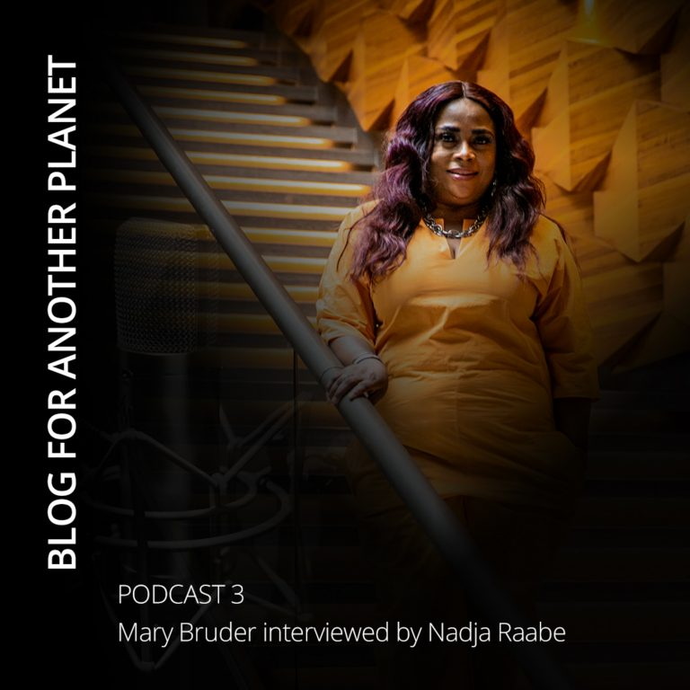 Podcast 3 – with Mary Bruder interviewed by Nadja Raabe