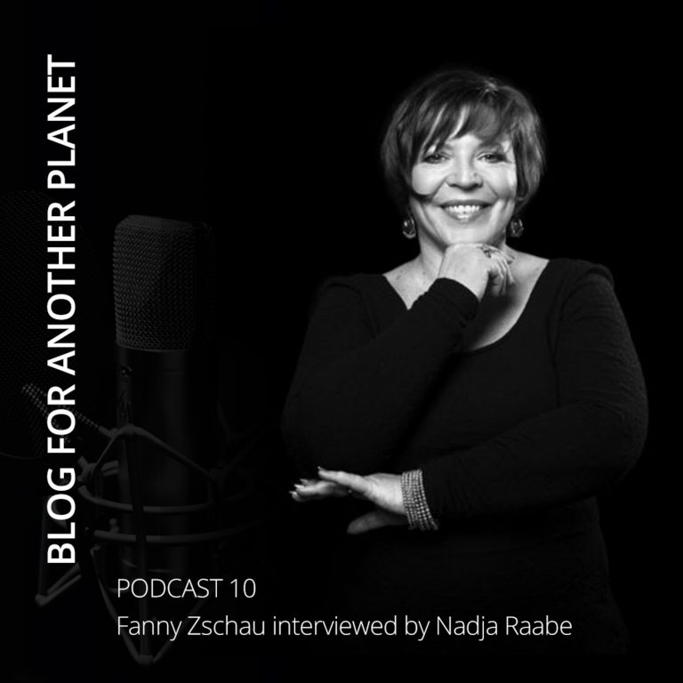 Podcast 10 – with Fanny Zschau interviewed by Nadja Raabe – German-Edition