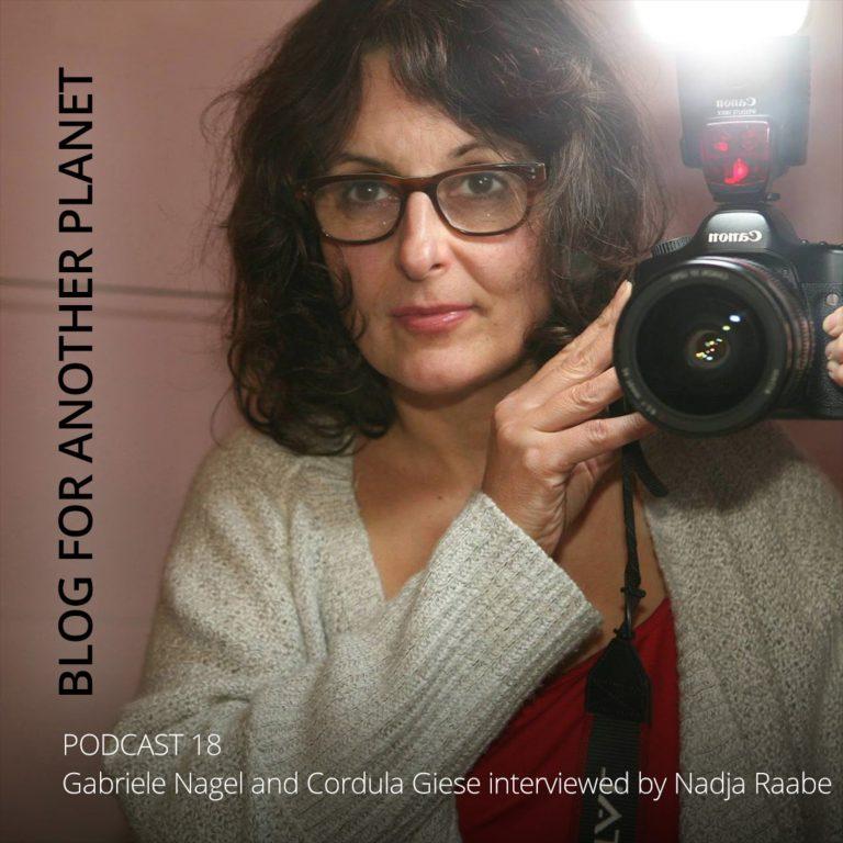 Podcast 18 – Gabriele Nagel und Cordula Giese interviewt von Nadja Raabe